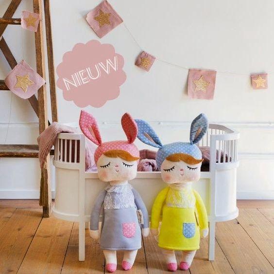 Love these new dolls from CozyKidz