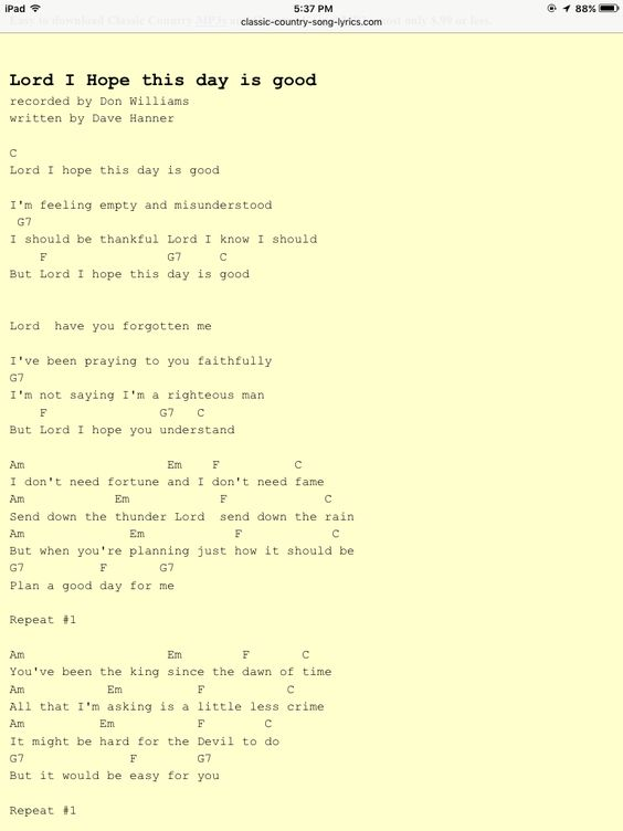 Song Lyrics With Guitar Chords For Against The Wind Kappaleita