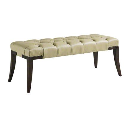 Baker furniture adam bench 6334 thomas pheasant for Affordable furniture in baker