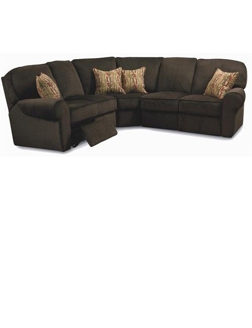 Lane reclining sectional sofa sofas futons pinterest for Berkline callisburgh sofa chaise