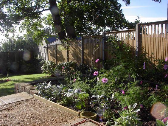 Paliframe Fence Panels Garden Home Fence
