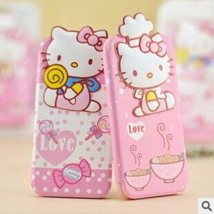 """Hello Kitty holster Case for iPhone 6 plus 5.5"""""""