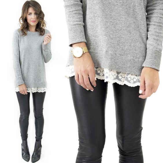 So excited about my latest collection for Privilege and this LUNA sweater ...