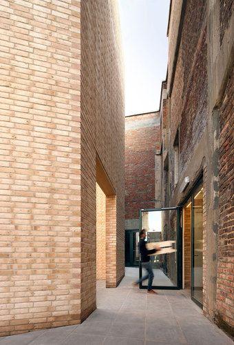 Buda Art Centre, Kortrijk, Belgium