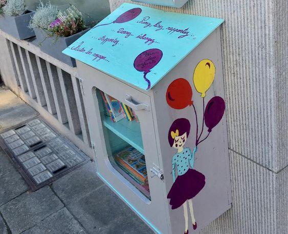 Boite à livres Montignies-sur-Sambre