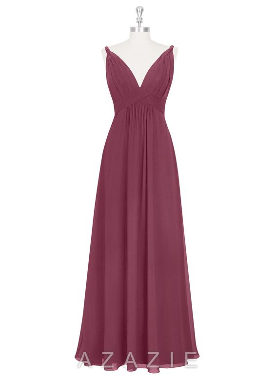MAREN - Bridesmaid Dress - Shops- Colors and The o&-39-jays