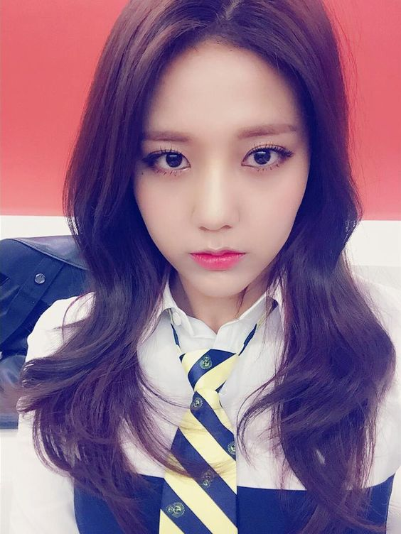 #Hyejeong #AOA