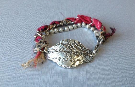 ~ My 1st PMC Piece ~ (Customer Design) - Lima Beads