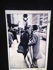 "Frank Paulin ""New York City In The 50s"" 35mm Glass Photography Slide"