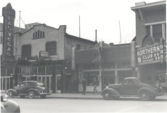 Clubs in downtown Vegas on Fremont Street quickly became legal gambling halls. Northern Club, owned by Mamie Stoker, was first licensed gaming establishments Nevada