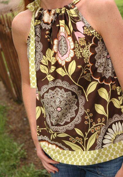 Mommy, Me & Dolly Pack -Caroline PillowCase Dress, AmeliaTunic & Matching Doll Dress