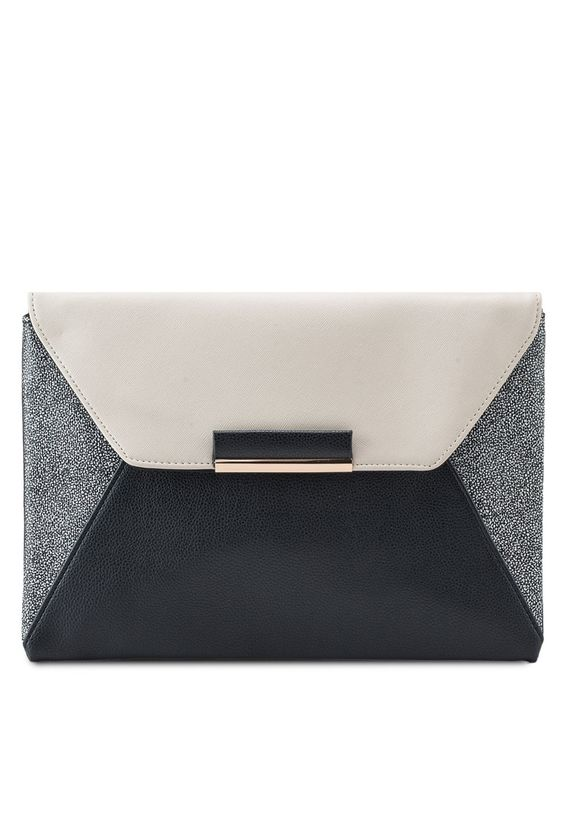 Dorothy Perkins Printed Side Clutch Bag | ZALORA SINGAPORE saved ...