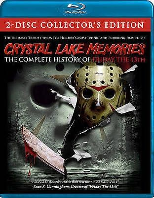 awesome Crystal Lake Memories The Complete History of Friday the 13th (Blu-ray... - For Sale Check more at http://shipperscentral.com/wp/product/crystal-lake-memories-the-complete-history-of-friday-the-13th-blu-ray-for-sale/