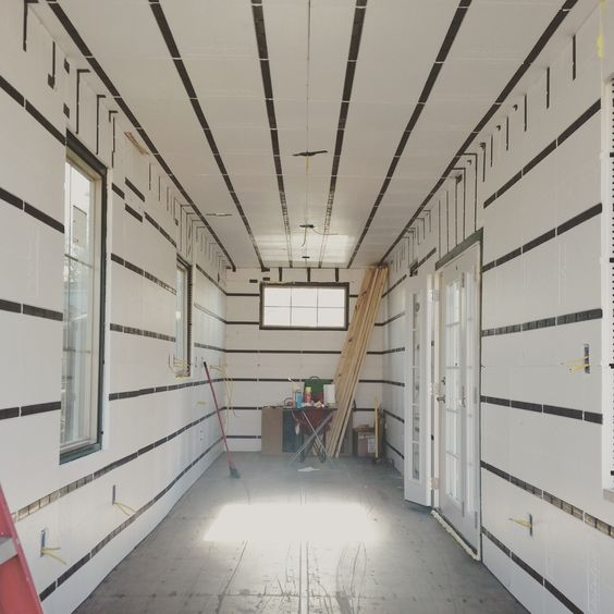 Home sheds and art shed on pinterest - Insulating shipping container homes ...
