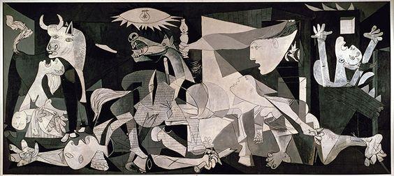 Picasso - Guernica - 1937 ARTS DU VISUEL