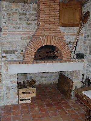 C mo hacer un horno de le a chimeneas y calentadores en - Como cocinar en horno de lena ...