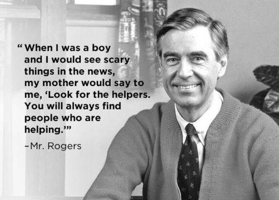 Mr. Rogers: