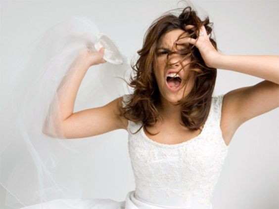 Problems with wedding vendors and unhappy brides