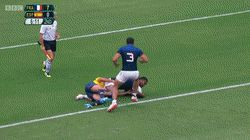 Great offload from Damien Cler and some individual skill from Virimi Vakatawa sets up a try for France. http://ift.tt/2b8YavK Love #sport follow #sports on @cutephonecases
