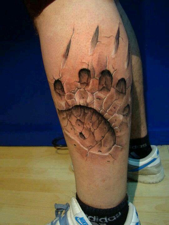 3d tat, I am liking this