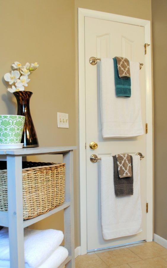 11 ideas para aprovechar el espacio en baños pequeños | Notas | La Bioguía:
