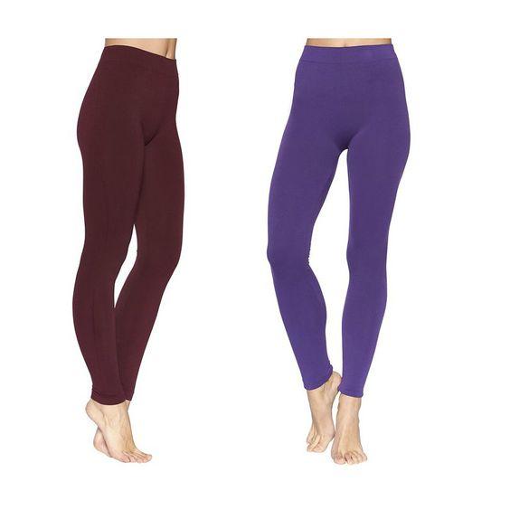 Women's Nylon Spandex Seamless Legging