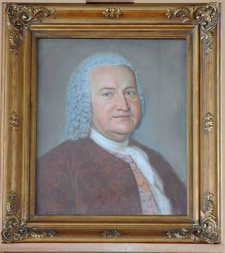 Verschollenes Bach-Porträt wiederentdeckt - Bachhaus hält es für echt | Thüringer Allgemeine