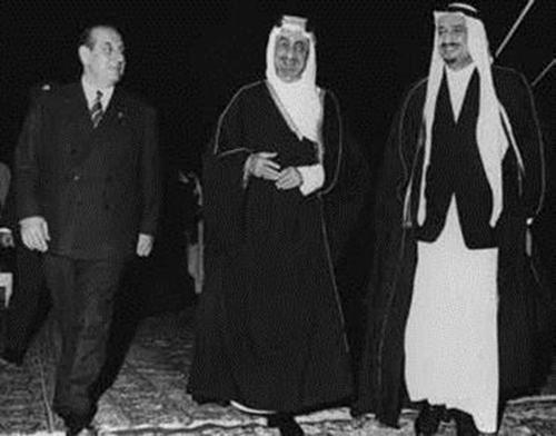 Pin By On الملك فيصل King Faisal In 2020 King Faisal Royal Family Nun Dress