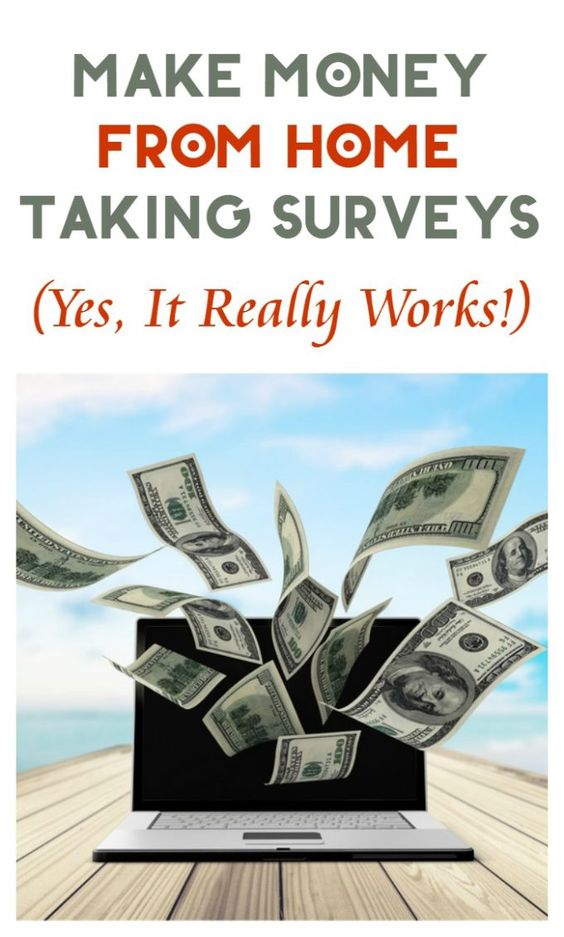 taking surveys for money really work