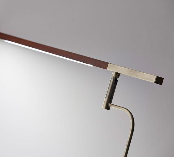 Payne Led Task Floor Lamp Pottery Barn Floor Lamp Makeover Floor Lamp Task Floor Lamp