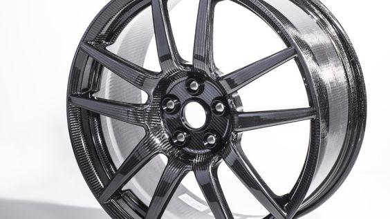 Ford GT carbon-fiber wheels Photo Gallery - Autoblog