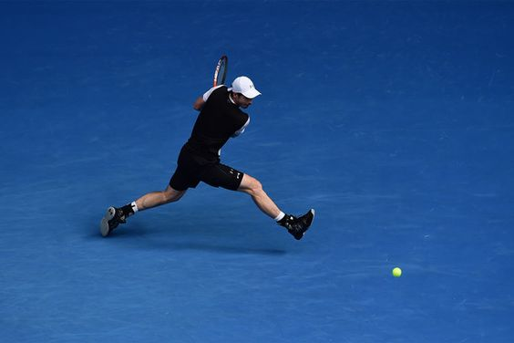 Andy Murray #AustralianOpen2016 #QF