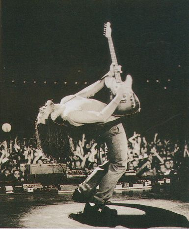 """""""I listen to music as if it's the most beautiful thing in the world to me.""""-John Frusciante"""