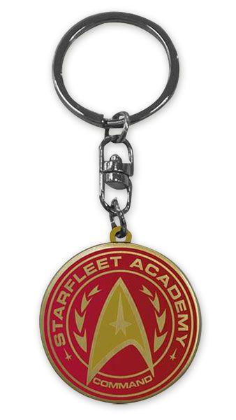 Llavero Star Trek. Academia de la flota Estelar  Llavero basado en la saga de Star Trek.