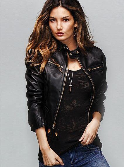 Female Leather Jackets - My Jacket