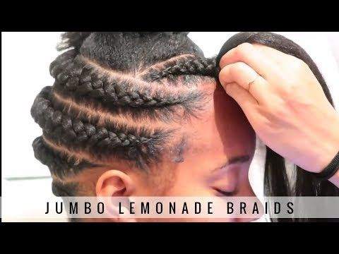 Play Streaming Watch And Download Jumbo Lemonade Braids Twin Leynel Video 03 17 You Can Convert Braids For Kids Feed In Braid Lemonade Braids For Kids