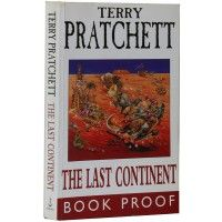 Terry Pratchett - The Last Continent	 - Doubleday 1998 UK Proof Edition