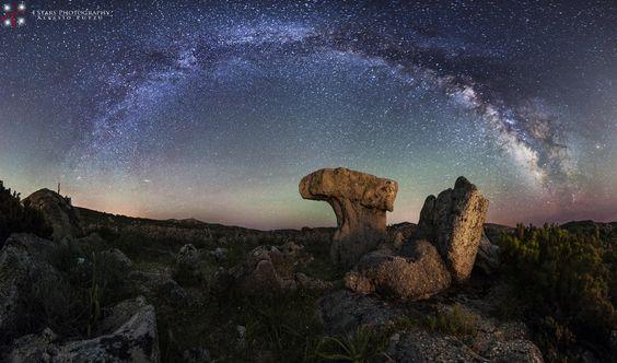 Codoleddu Milky Way Arch