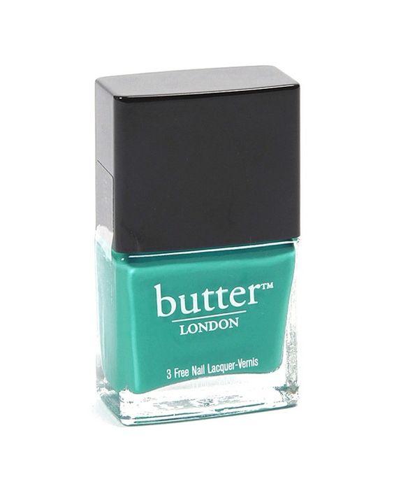 Great colour!!!! #fingernailart