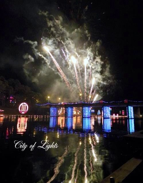My hometown- Natchitoches, Louisiana, The City of Lights and home ...