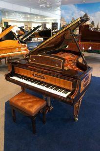 Bosendorfer Artisan - the Rolls-Royce of pianos!