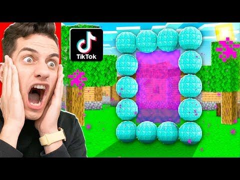 Most Insane Viral Tiktok Minecraft Hacks That Will Change Your Life They Worked Youtube Minecraft Funny Memes Minecraft Tips Minecraft Funny