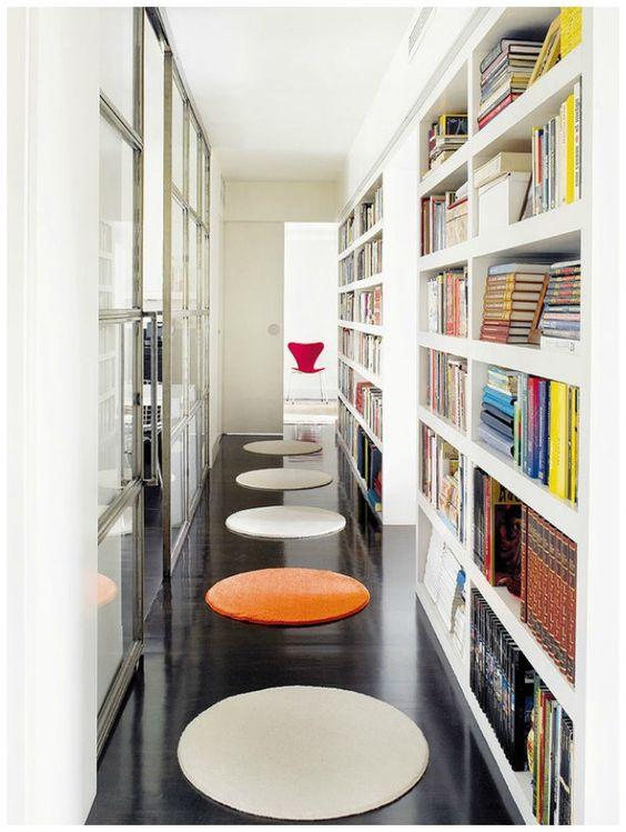 Decorar pasillos estrechos decoraci n hogar pasillos - Decoracion pasillos estrechos ...