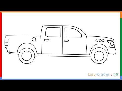 11211125310504fc1b6f94fc633b9b4d » Kid Truck Drawing