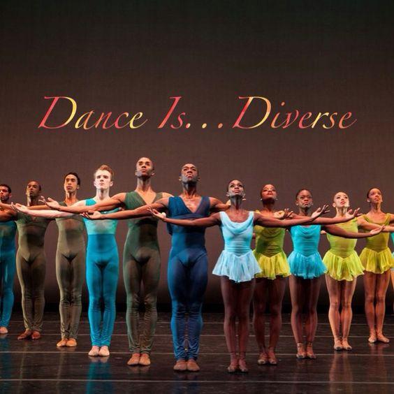 Dance Is...Diverse!!! http://4everpraise.com #dance #praisedance