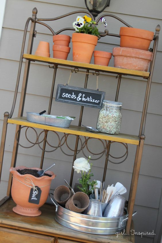 How to Throw a Garden and Seed Exchange Party - girl. Inspired.: