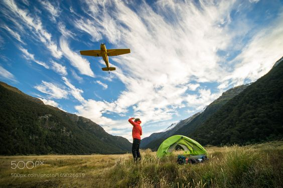 NEW ZEALAND by ChrisBurkard. Please Like http://fb.me/go4photos and Follow @go4fotos Thank You. :-)