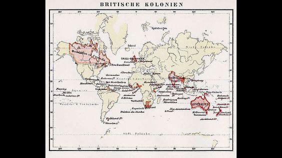 Britische Kolonien-1850 hatte England Spanien und Frankreich als Kolonialmacht übertrumpft - das Empire war jetzt das größte Weltreich überhaupt -, und genau dies war sein Untergang. Die immensen Verwaltungskosten fraßen die Gewinne aus dem Kolonialhandel auf - zu weit verstreut lagen die britischen Territorien; Seewege und Stützpunkte mussten beschützt werden. Das Empire geriet in eine Schuldenkrise, ähnlich wie heute die USA. Als 1914 in Europa der Erste Weltkrieg ausbrach, hatte das…