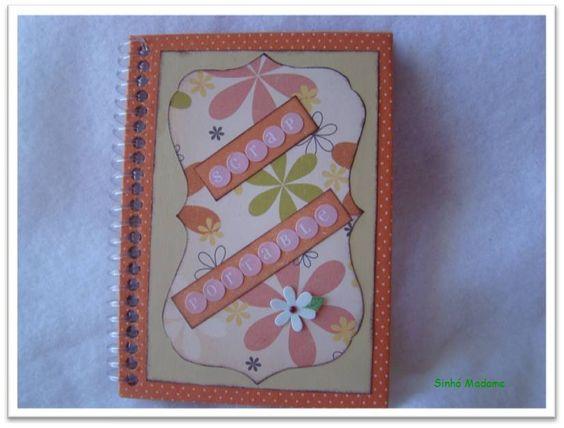 Caderninho de Anotações