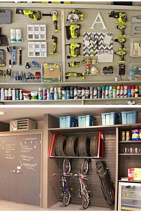 Organize Garage Ideas Pictures